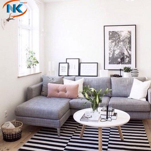 Cách xắp xếp các vật dụng phòng khách nên hợp lý