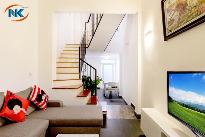 Phong cách thiết kế phòng khách tối giản cho những ai thích đơn giản, không cầu kỳ