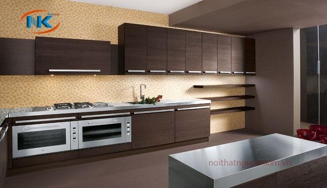 Thiết kế hiện đại, đẹp tối ưu công năng cho căn bếp sang chảnh, cao cấp